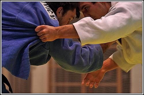 Bobby Lee Judo Seminar at Harts in Conshohocken