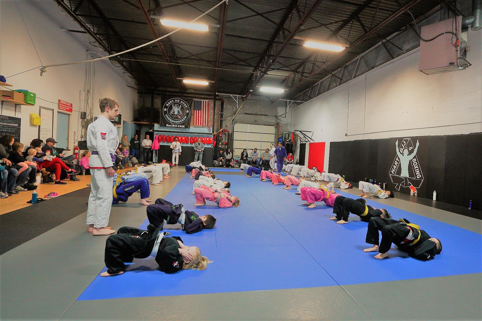 Kids MMA Classes - Conshohocken Martial arts School