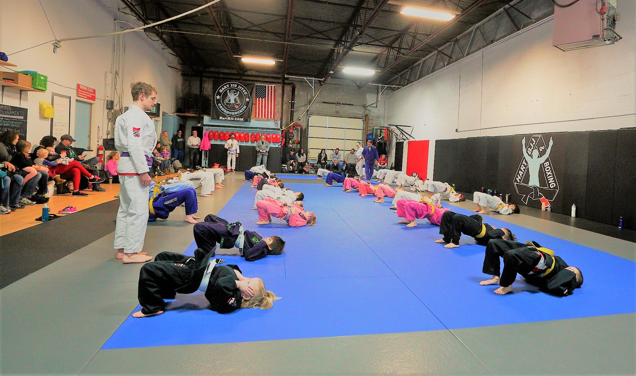 kids Martial Arts, Conshohocken BJJ